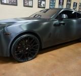 Rolls Royce For DeMar DeRozen